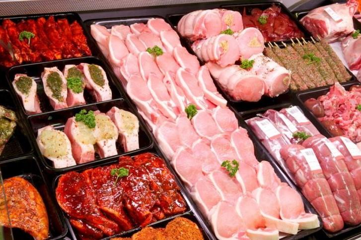 Всі види мяса купити гуртом