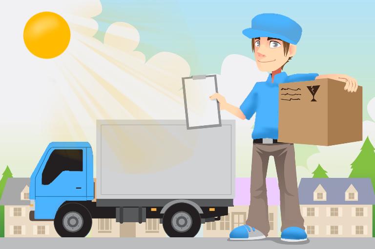 Оплата і доставка товарів