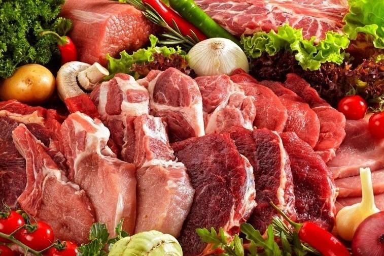 Мясо всі види оптових поставок