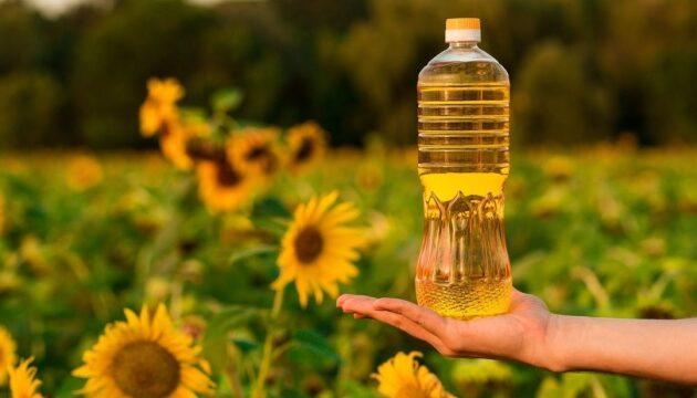 Олія з соняшника